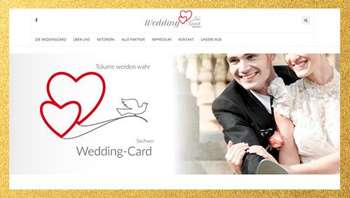 WEDDINGCARD Sachsen, die Spezialisten für Ihre Hochzeit