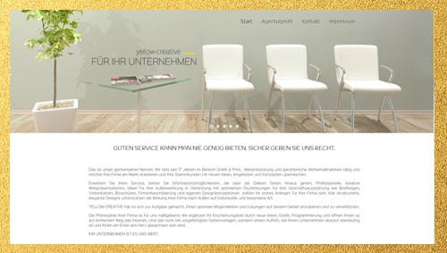 Yellow-Creative Leipzig, Druckagentur, Entwicklung von grafischen Lösungen - Einladungen, Danksagungen ect